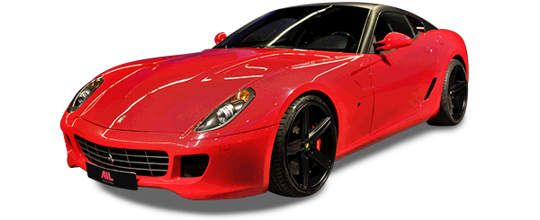 AIL Ferrari 599 GTB F1 Carbon Paket