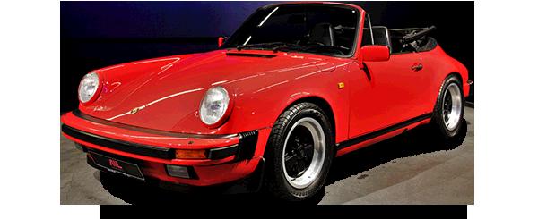 AIL Porsche 911 Carrera 3,2 Cabrio