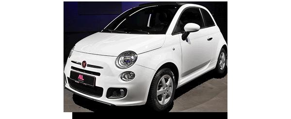 AIL Fiat 500C Cabrio S