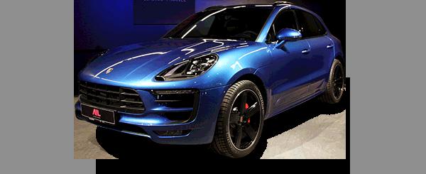 AIL Porsche Macan GTS Carbon Paket