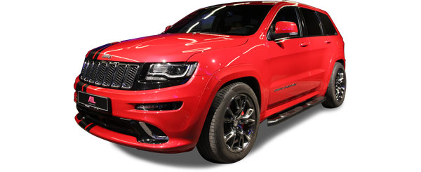 AIL Jeep Grand Cherokee 6.4 V8 HEMI SRT