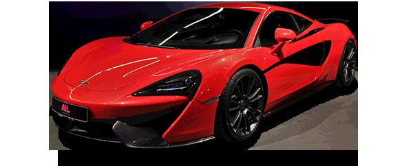 ID: 23715, AIL McLaren 570S Carbon Paket