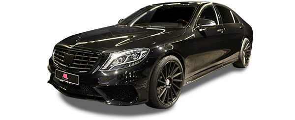ID: 23728, AIL Mercedes-Benz S350 Lang AMG BLACK line RSE