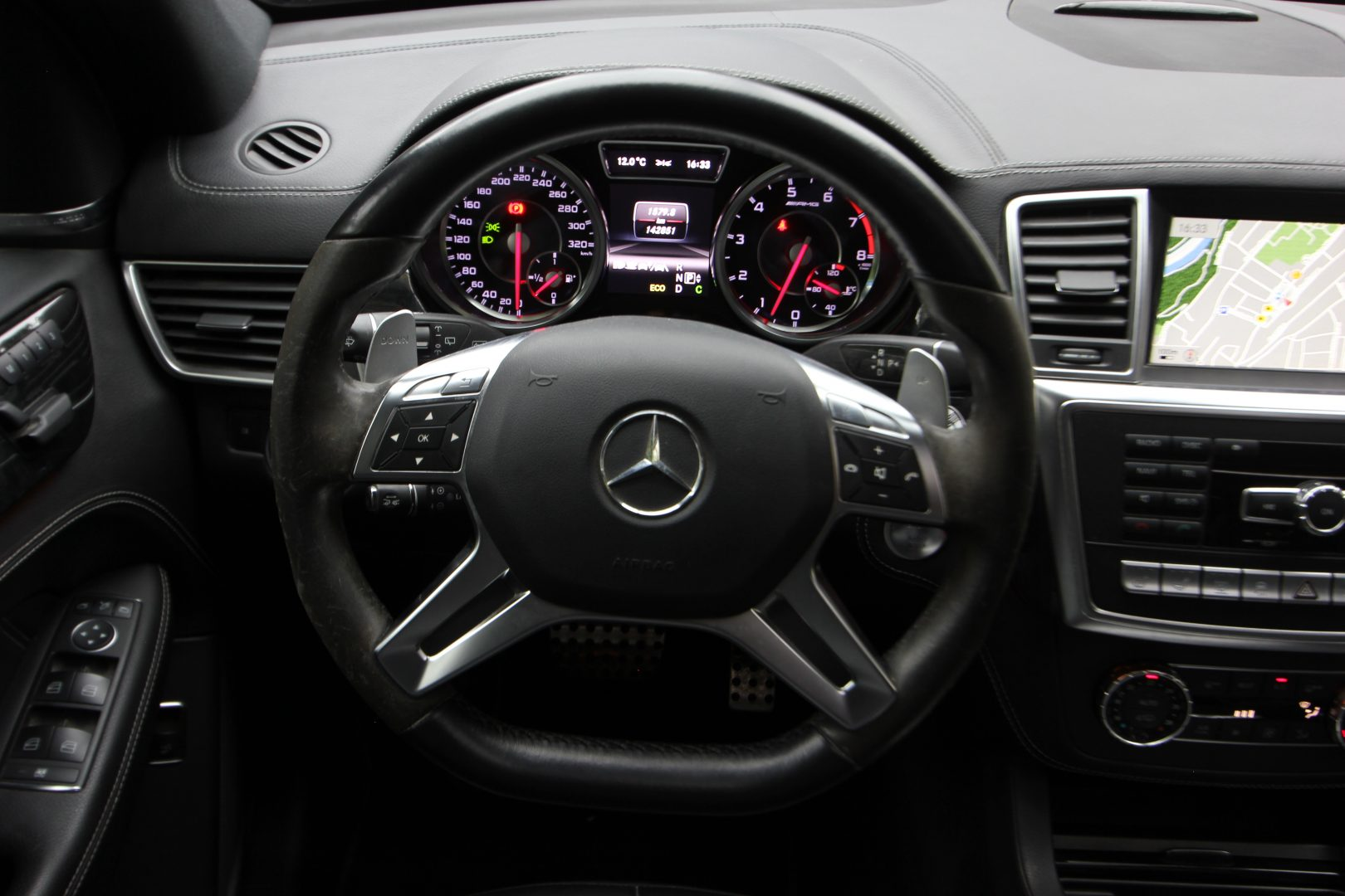 AIL Mercedes-Benz ML 63 AMG  Performance Package 12