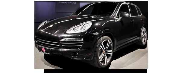 AIL Porsche Cayenne S Diesel V8 Sport-Chrono-Paket