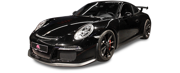 AIL Porsche 911 991 GT3 PDK Sound-Package Plus LIFT