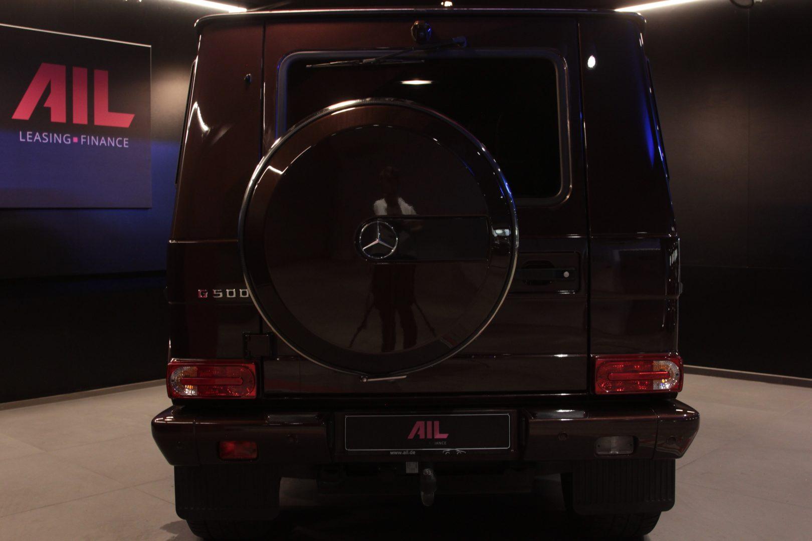 AIL Mercedes-Benz G 500 Exklusiv-Paket 10