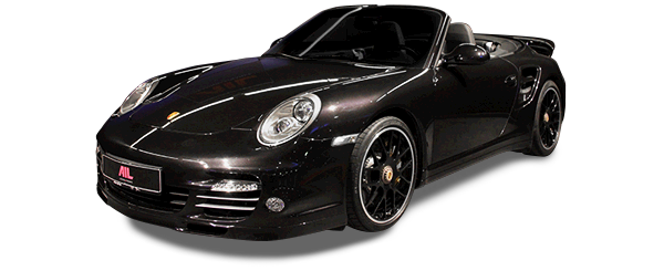 AIL Porsche 911 997 Turbo S PCCB Bose PDK