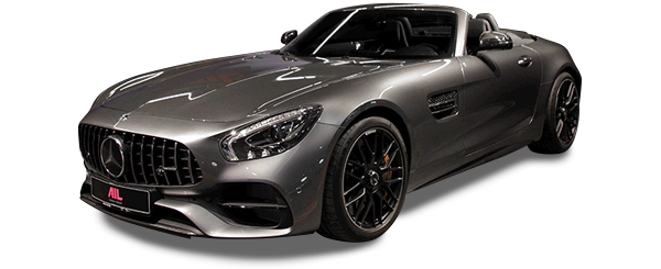 AIL Mercedes-Benz AMG GT C Roadster Dynamic-Plus-Paket Carbon