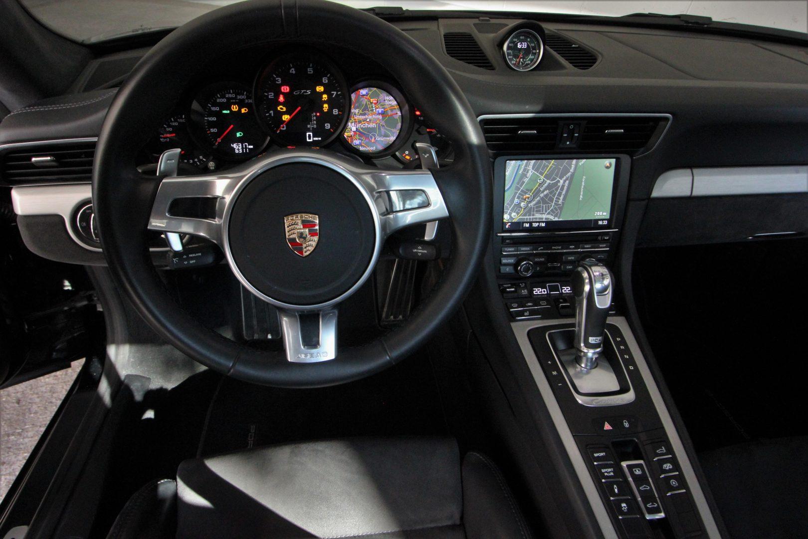 AIL Porsche 991 4 GTS Bose  8