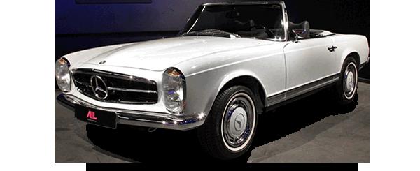 ID: 25649, AIL Mercedes-Benz 280 SL Pagode Automatik