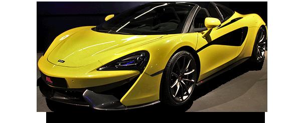 AIL McLaren 570S Spider MY18