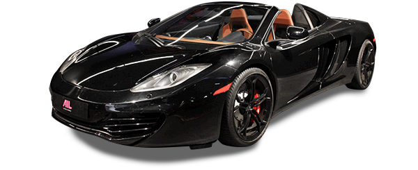 ID: 26498, AIL McLaren MP4-12C Spider