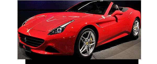 AIL Ferrari California T