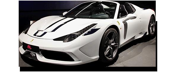 AIL Ferrari 458 Speciale Aperta