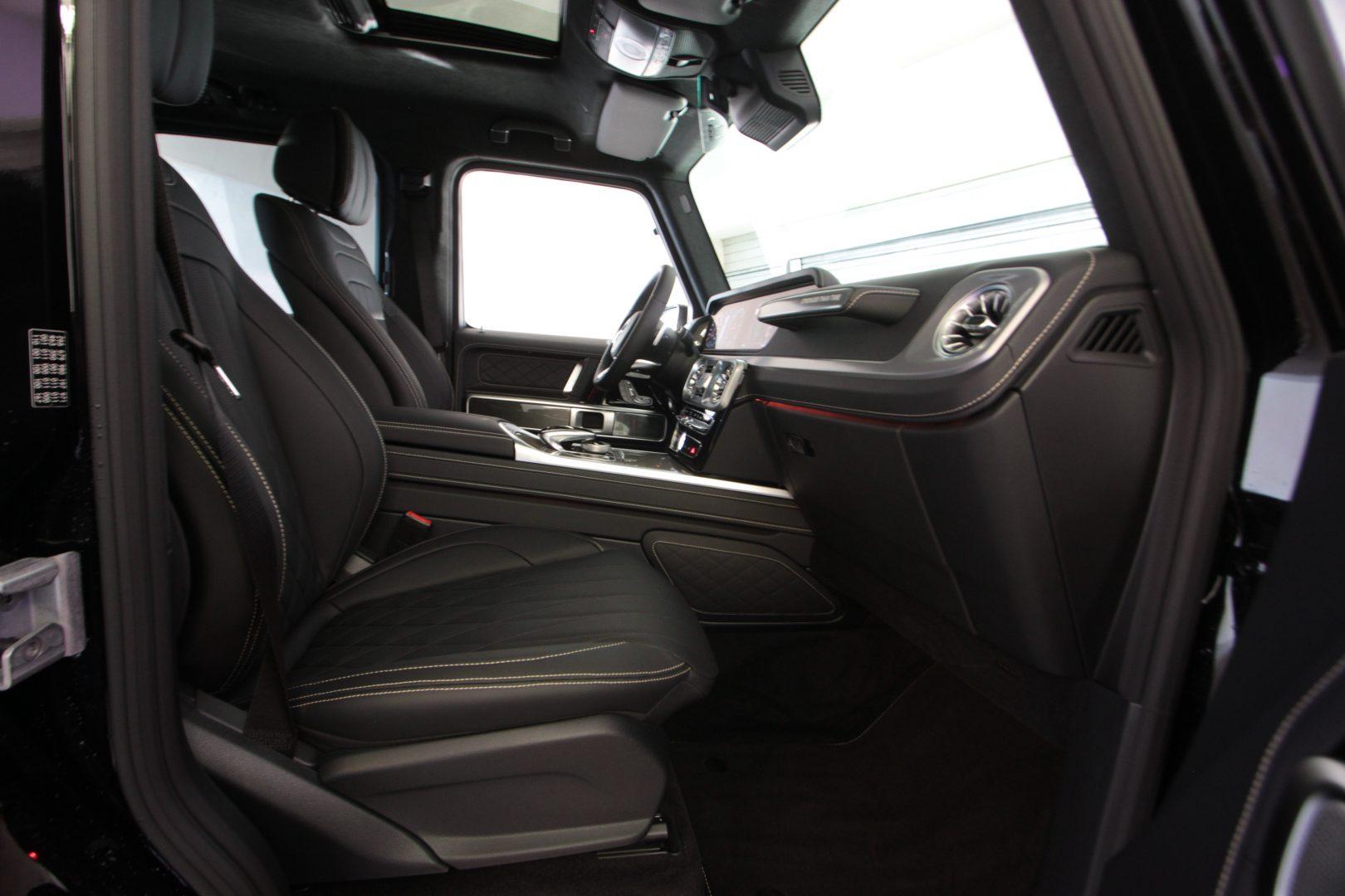 AIL Mercedes-Benz G 400 d Stronger than time Edition 13