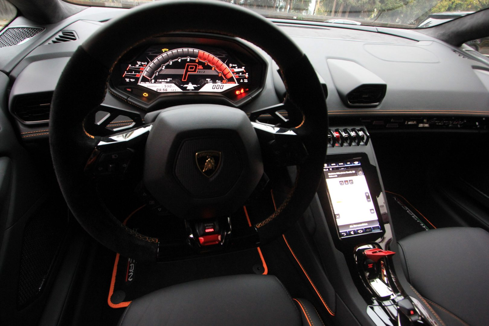 AIL Lamborghini Huracan EVO Style Package 8