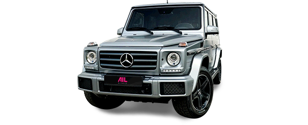 AIL Mercedes-Benz G500 V8 Limited Edition EXKLUSIV PAKET