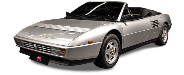 ID: 27150, AIL Ferrari Mondial T Cabriolet 3,4 V8