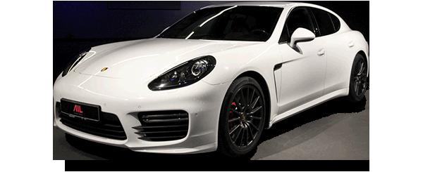 AIL Porsche Panamera GTS Carbon Paket