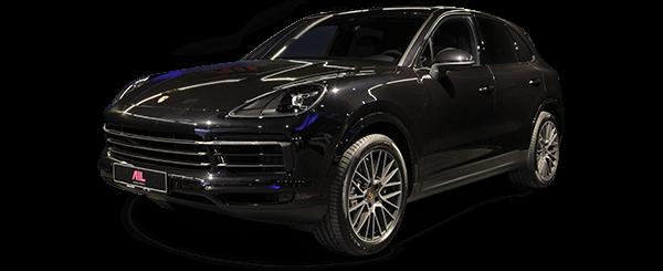 ID: 28790, AIL Porsche Cayenne S Bose Exterieur Paket