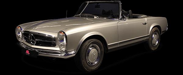 ID: 29400, AIL Mercedes-Benz 280 SL Pagode Automatik