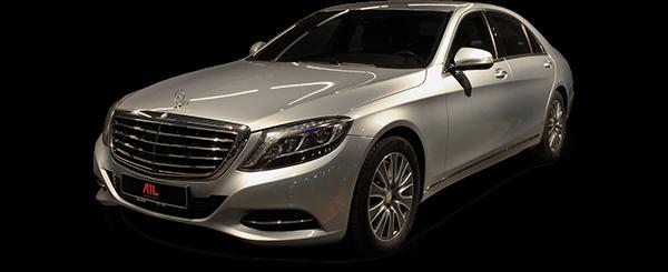 ID: 29346, AIL Mercedes-Benz S 500 Lang Burmester RSE