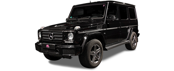 AIL Mercedes-Benz G 500 V8 Harman-Kardon Exklusiv Paket DAB