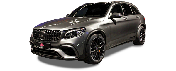 AIL Mercedes-Benz GLC 63 S AMG Edition 1 / CARBON / AMG TRACK