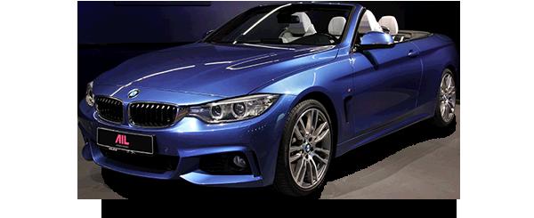 ID: 29621, AIL BMW 428i Cabrio Harman Kardon