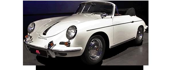 ID: 29519, AIL Porsche 356 B Cabrio