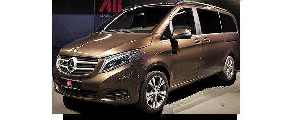 ID: 30084, AIL Mercedes-Benz V 250 d lang Avantgarde Edition 4x4