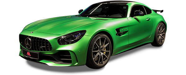 AIL Mercedes-Benz AMG GT R Coupe Performance Carbon Burmester