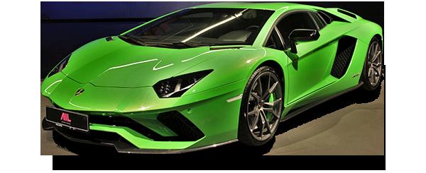 AIL Lamborghini Aventador S LP740-4 Branding Paket