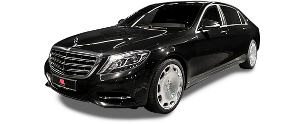 AIL Mercedes-Benz S 500 Maybach First-Class Fond RSE
