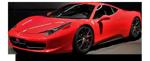 ID: 30749, AIL Ferrari 458 Italia