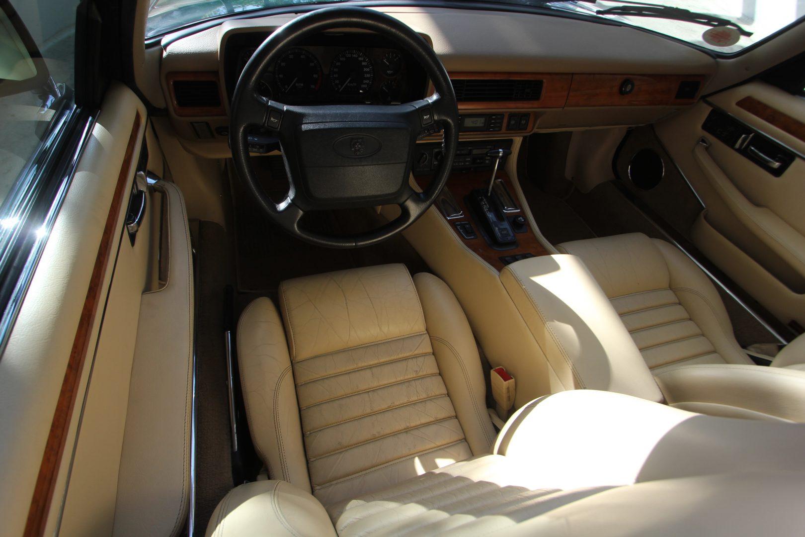AIL Jaguar XJS 4.0 Cabriolet  6