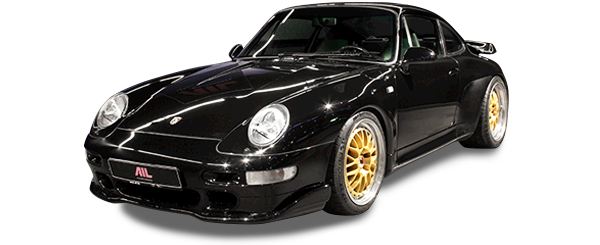 AIL Porsche 911 993 Turbo Carbon Paket