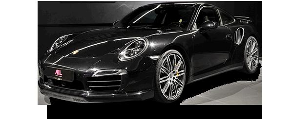 AIL Porsche 911 991 Turbo S Carbon Paket PCCB