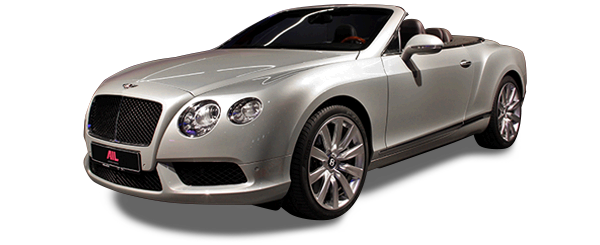 AIL Bentley Continental GTC V8 Mulliner