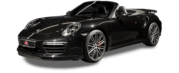 ID: 32100, AIL Porsche 911 991 Turbo Lift LED DAB