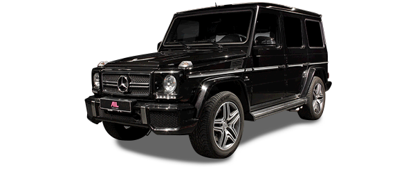 AIL Mercedes-Benz G 63 AMG Designo Exklusiv