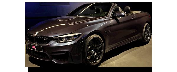 ID: 34037, AIL BMW M4 Cabrio Edition 30 Jahre LED