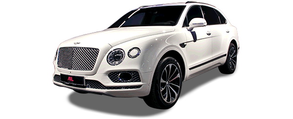 ID: 34333, AIL Bentley Bentayga W12 Rear Seat Entertainment