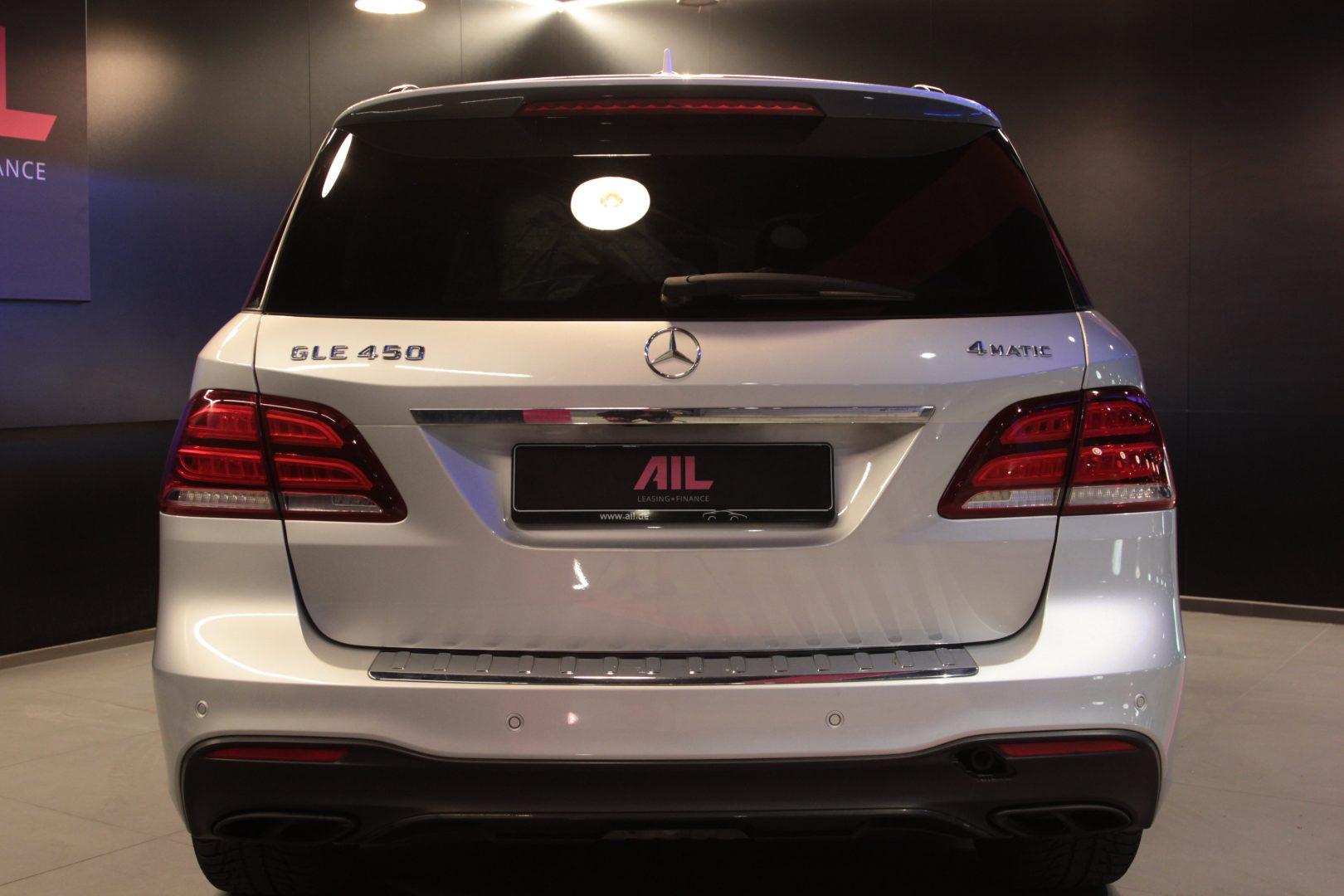 AIL Mercedes-Benz GLE 450 AMG 4Matic 10