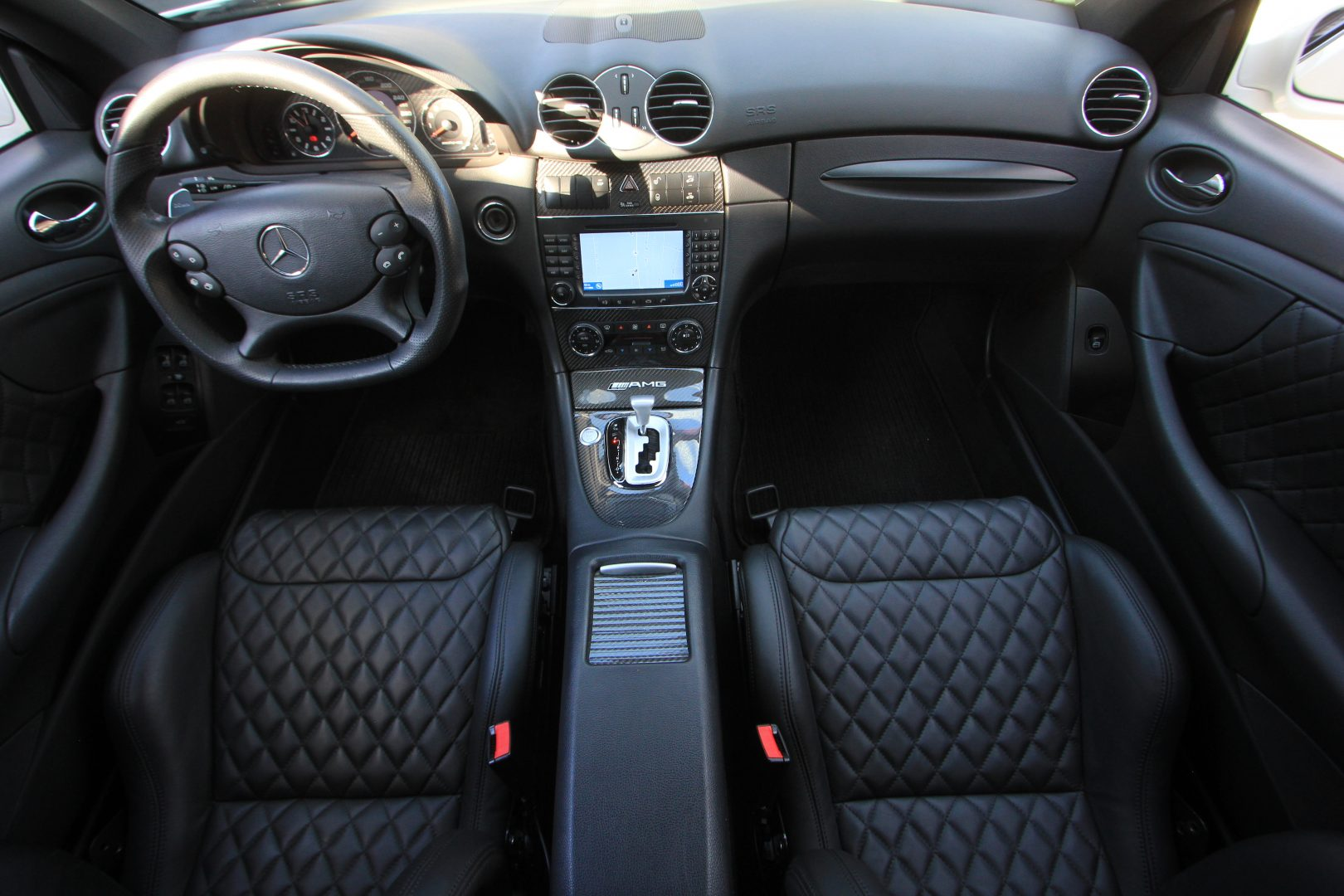 AIL Mercedes-Benz CLK 63 AMG Black Series 10