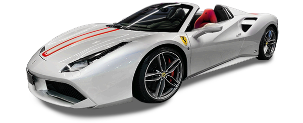 AIL Ferrari 488 Spider Tailor Made
