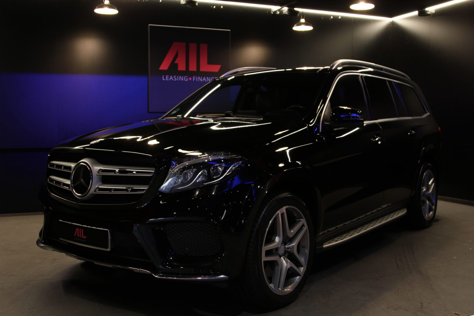 AIL Mercedes-Benz GLS 350 d 4MATIC 4
