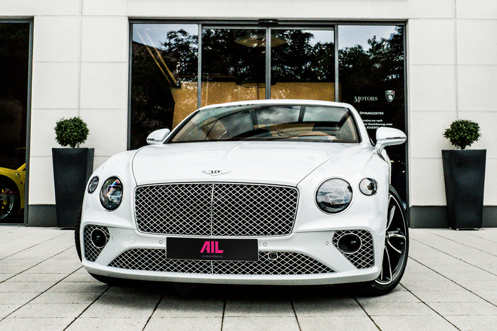 AIL Bentley Continental GT W12 First Edition 4