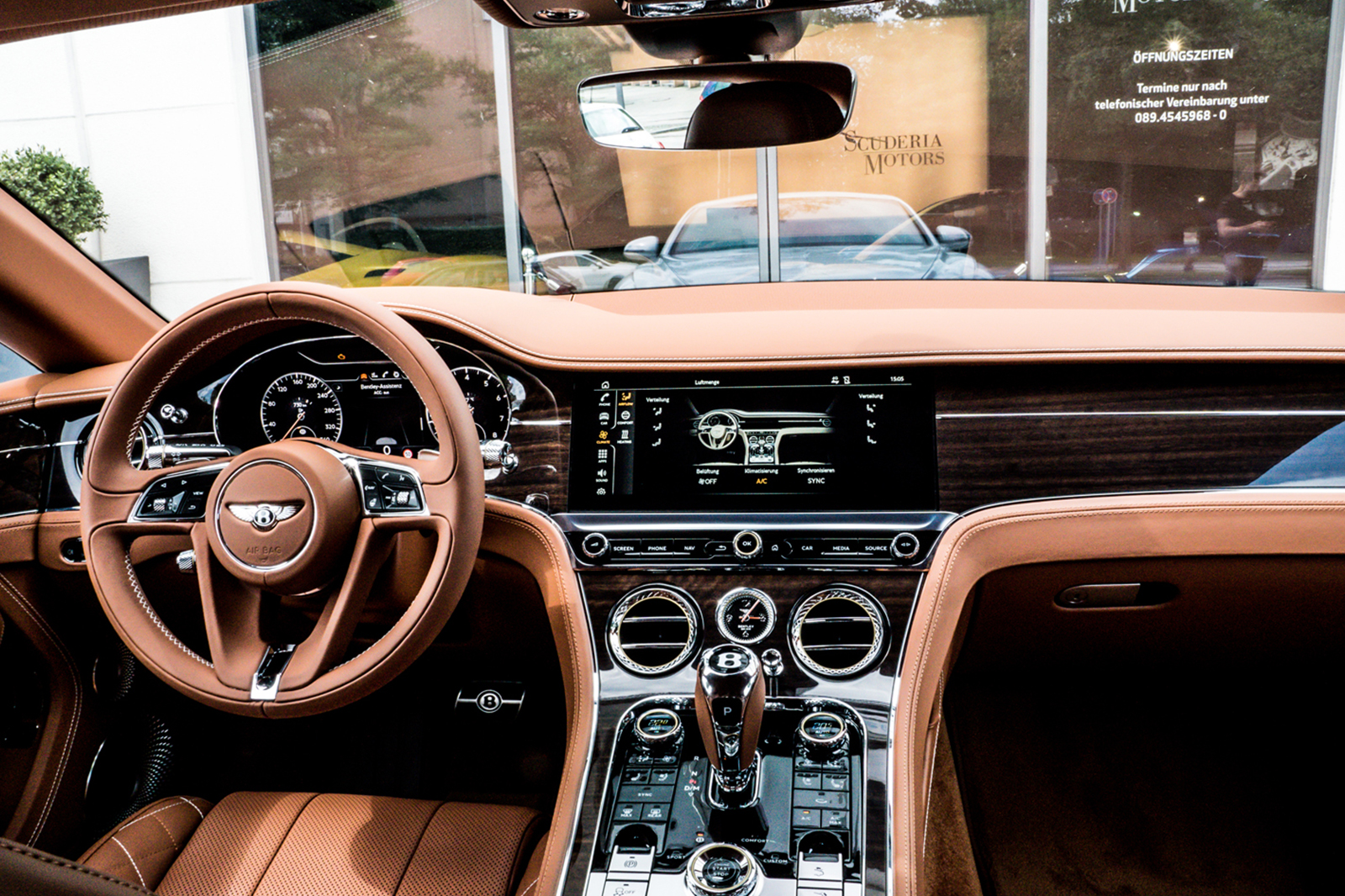 AIL Bentley Continental GT W12 First Edition 5